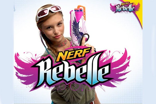 marque nerf rebelle