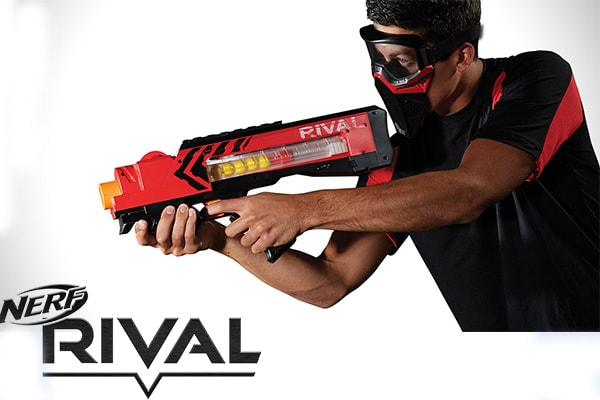 marque nerf rival