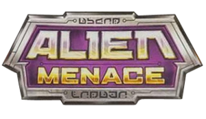 logo alien menace
