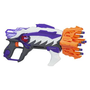 Nerf Ravager Alien Menace