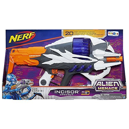 Nerf Incisor Alien Menace